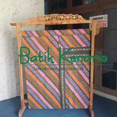 Kain Batik Semi Tulis